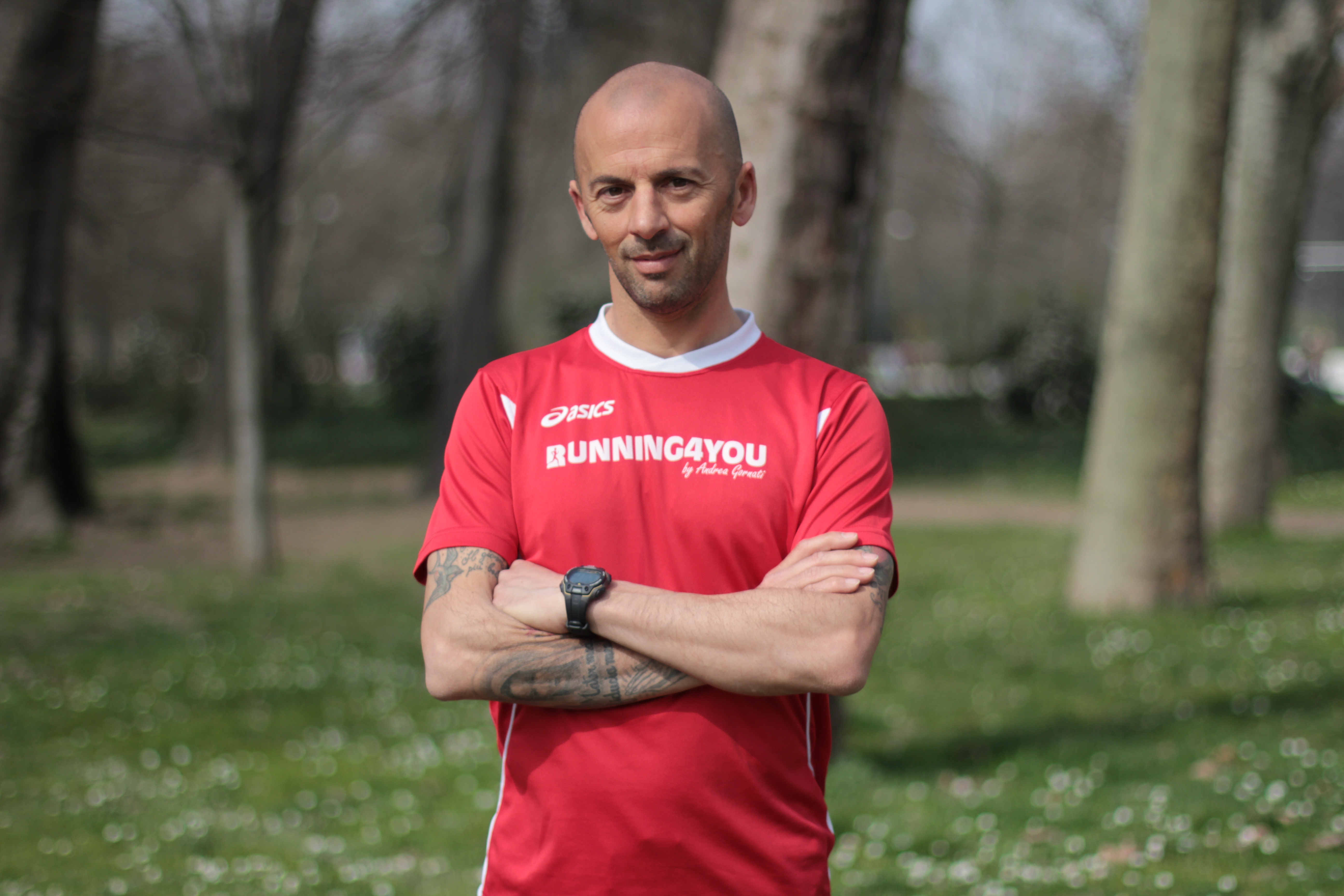 Andrea Gornati Running Coach