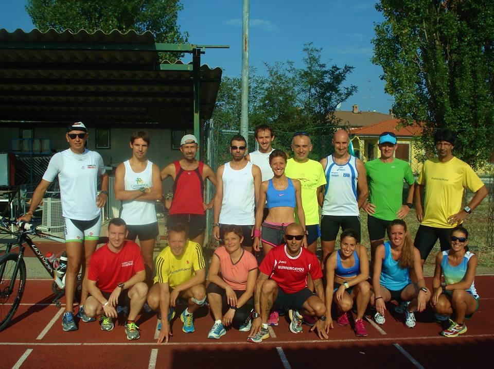 Running Clinic Day R4Y & Multisport