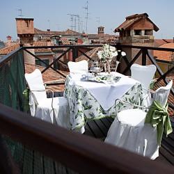 Balcony View Hotel Giorgione
