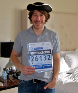 Boston Marathon Patriot Hat