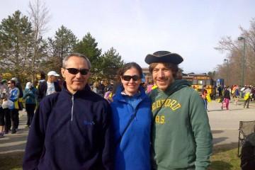 Boston Marathon – One Year On