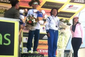 Claudia Gelsomino Campionessa Italiana di Maratona