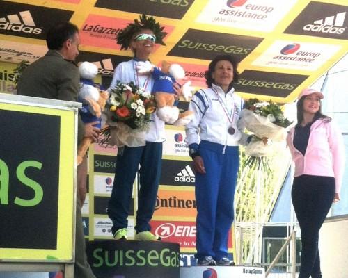 Campionessa Italiana di Maratona