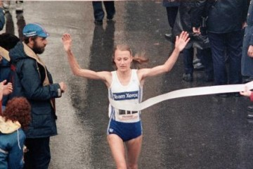 In memory of Grete Waitz, the First Lady of the Marathon.