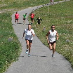 Hill Sprints Livigno