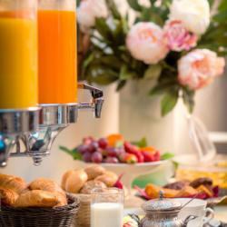 Hotel Torre Guelfa - Breakfast