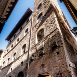 Hotel Torre Guelfa - Entrance