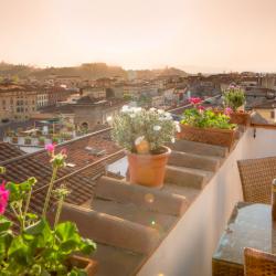 Hotel Torre Guelfa - Roof Terrace