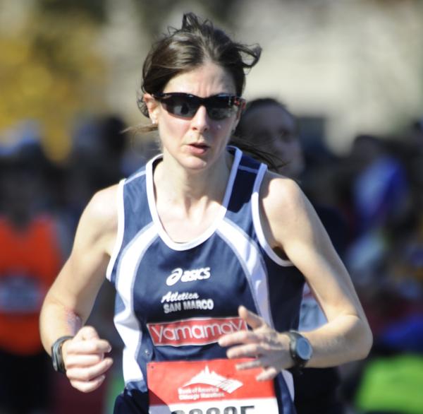 Jo Chicago Marathon