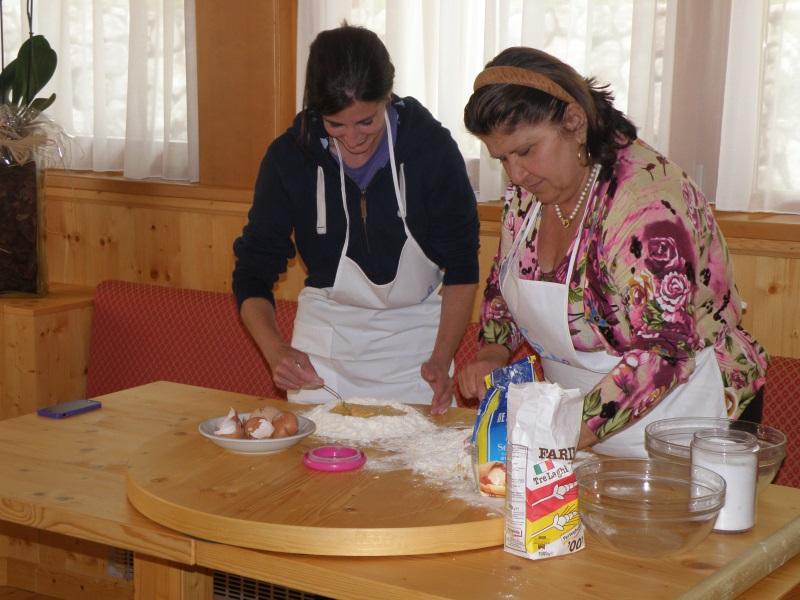 Cooking Fresh Pasta