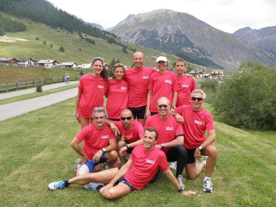 Livigno Running Holiday