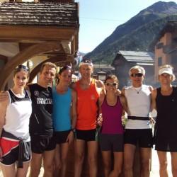 Livigno Running Group 2012