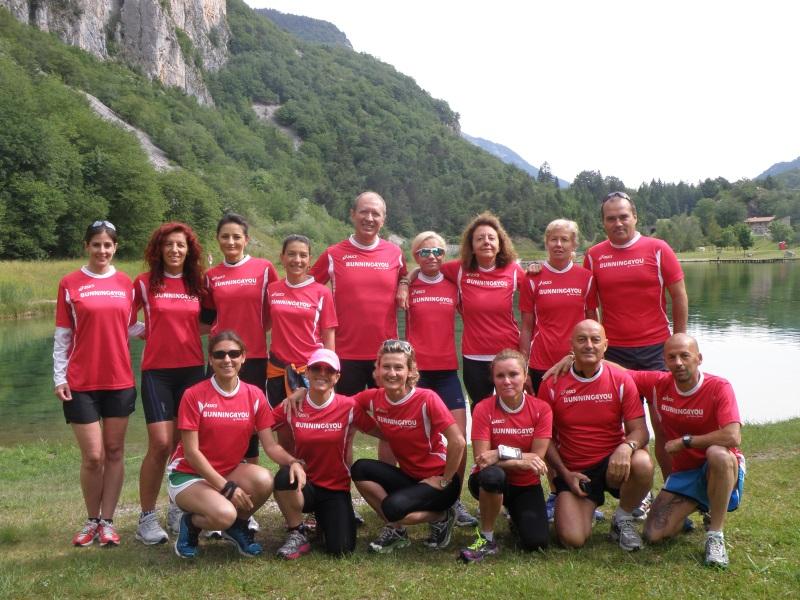 Running Camp Trentino 2013