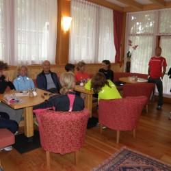 Running Camp Trentino Briefing