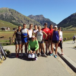 Running Group 2012