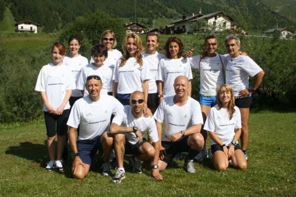 Running Stage Livigno 2011