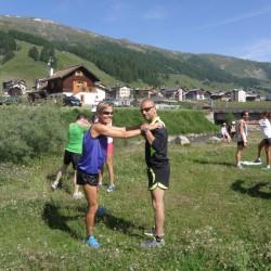 Andrea & Sanna Running Camp 2013
