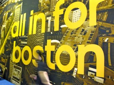 all in for boston marathon