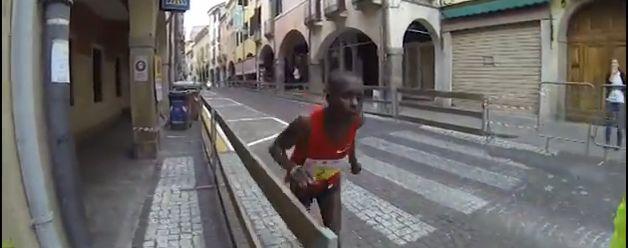 Eliud Magut Padova Marathon