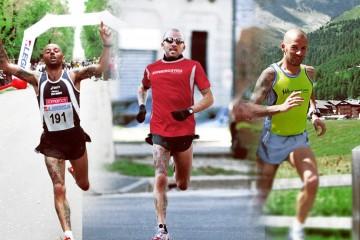 Quando correvo un pò più forte di adesso.