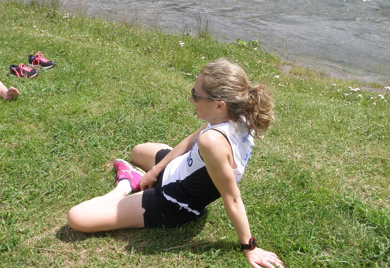 Lorenza Banchetti Running Stage Livigno