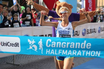 TCS New York City Marathon 2014  – Claudia Gelsomino, atleta Running4you, tra le Top Runners