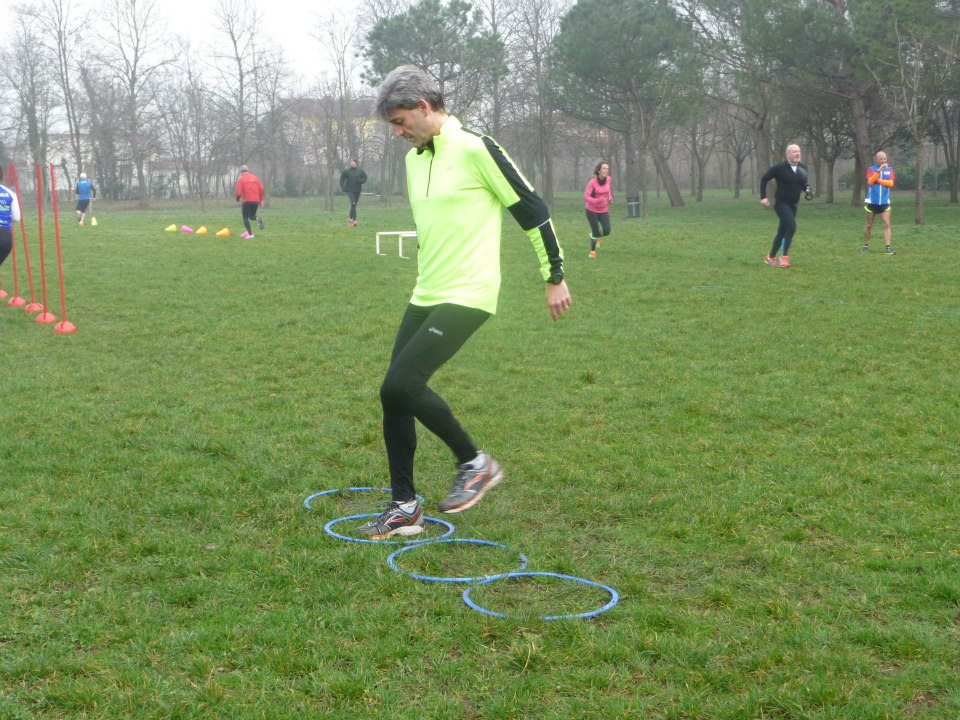 Agility Balance Co-ordination Drills for Runners