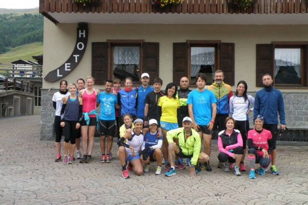 Livigno 2014 Group Photo