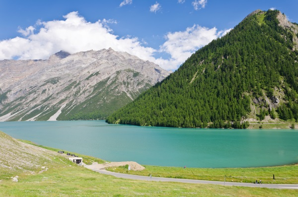 Livigno Lake