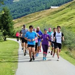 Livigno running 1