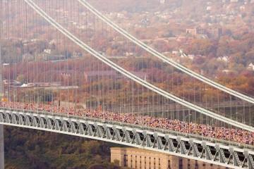 Domenica 1 novembre: 45^ Maratona di New York