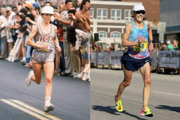 Joan Benoit Samuelson a 60 anni punta a correre la Maratona sotto le 3 ore