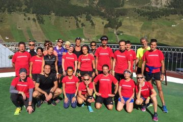 Running Camp Livigno from 20 to 26 August 2018