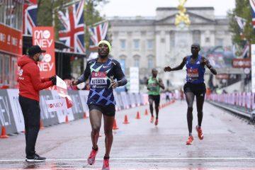 Maratona di Londra 2020. Vincono Kitata e la Kosgei, Kipchoge solamente ottavo