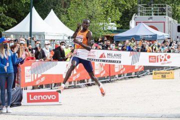 """Milano Marathon 2021: Ekiru incredibile in 2h02'57"""""""